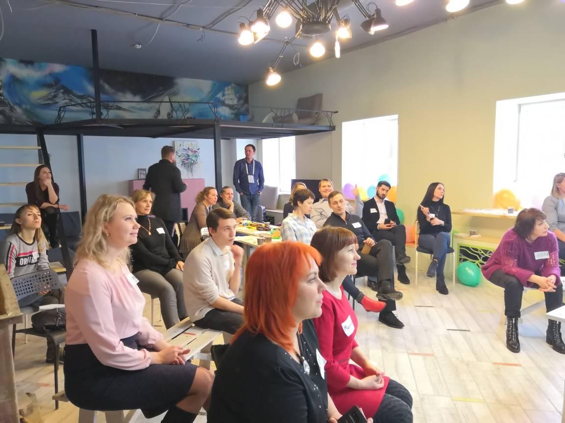 Проект «Клуб социальных предпринимателей» сезона 2019-2020 стартовал в Норильске.