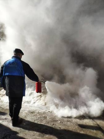 Учебная пожарная тревога в Ярославской Кадастровой палате отработана успешно