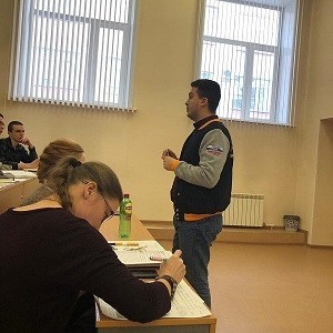 Активисты ОНФ познакомили учащуюся молодежь Благовещенска с азами написания социальных проектов