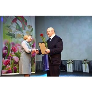 Владимир Семенов принял участие в торжествах, посвящённых Международному женскому дню