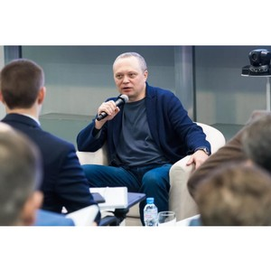 Руководитель ФоРГО выступил перед слушателями Высшей партийной школы