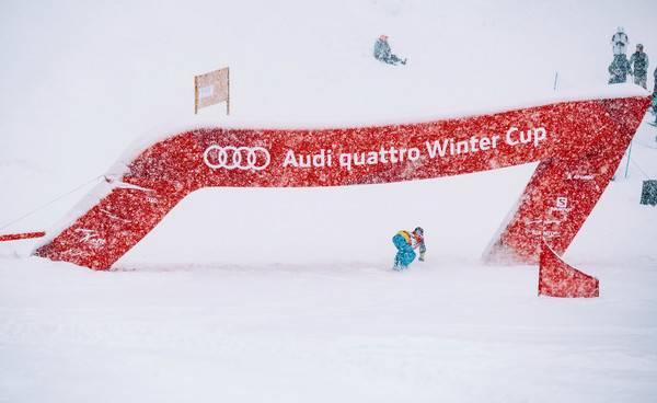 В финал зимнего турнира Audi вышли клиенты АЦ Волгоградский
