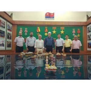 Казанский федеральный университет представил разработки нефтегазодобывающим предприятиям Вьетнама