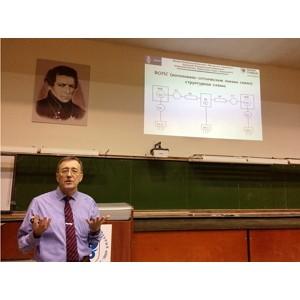 В КФУ школьникам рассказали о трех современных открытиях в области физики, изменивших мир