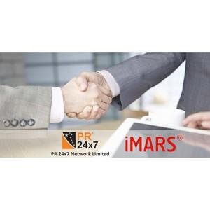 iMars подписала соглашение о сотрудничестве с индийским рекламным агентством PR 24x7