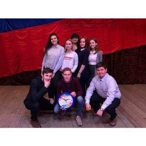Будущие юристы и экономисты приняли участие во II фестивале молодого избирателя в Змеиногорске