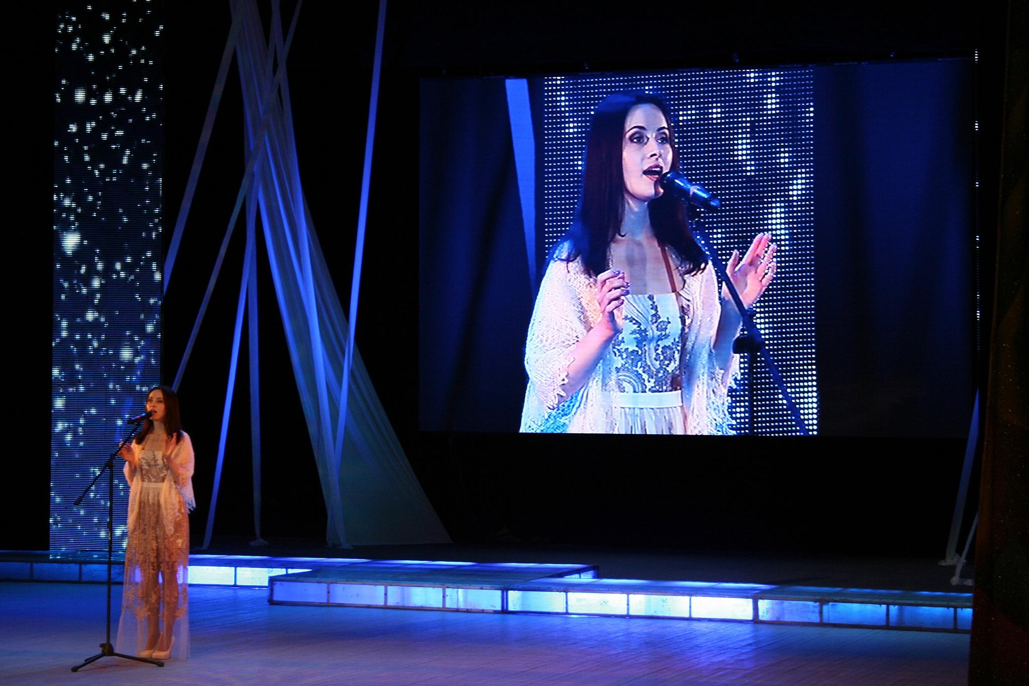 Областной конкурс молодых исполнителей «Песня не знает границ»