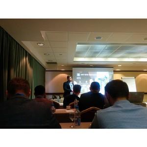 Участникам семинара по RFID представили решение для отслеживания жизненного цикла изделий