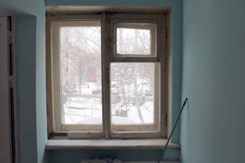Активисты ОНФ в Мордовии добиваются замены оконных блоков в отремонтированном доме Саранска