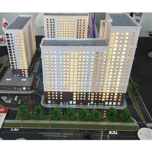 Состоялся премьерный показ нового проекта «РГ-Девелопмент» на Mipim