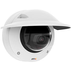 Axis анонсировала «умные» всепогодные камеры с видеоаналитикой Guard Suite и разрешением 5 Мп
