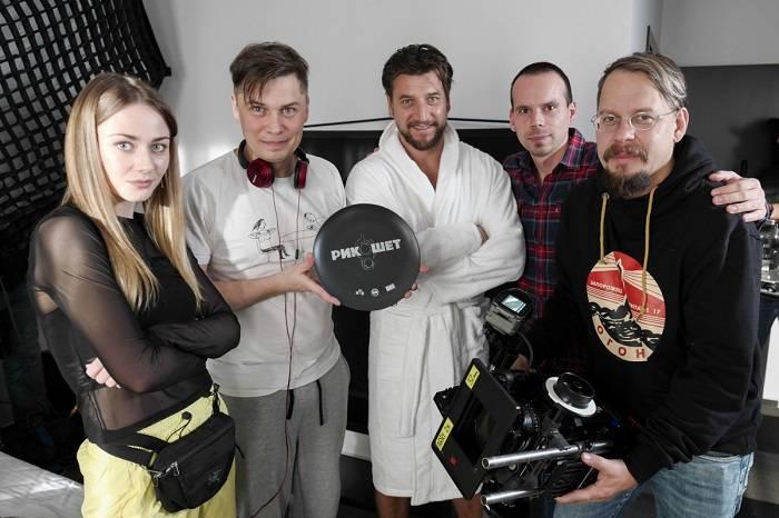 «Киностудия КИТ» объявляет о старте съёмок сериала «Рикошет»