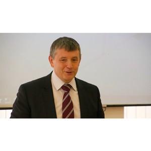 Виктор Кокшаров: Универсиада-2023 может дать импульс развития всему региону