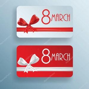 Наборы впечатлений и prepaid карты - наиболее популярные подарки к 8 марта