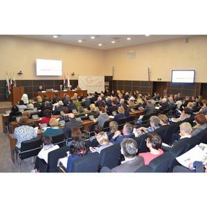 В Тюмени прошло общее собрание региональной Общественной палаты.