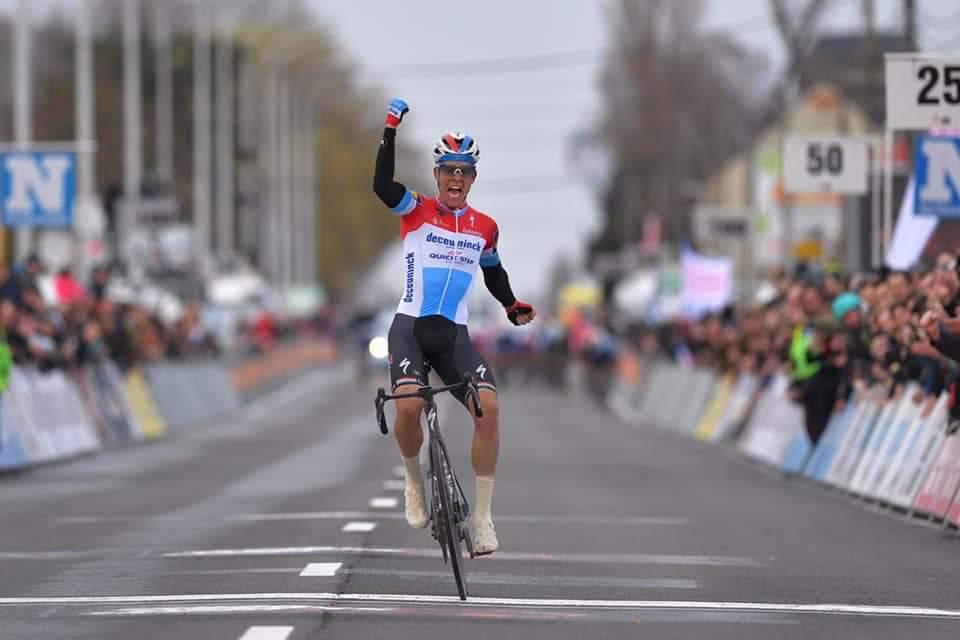 Велогонщик Deceuninck Quick step победил в гонке Кюрн-Брюссель-Кюрн