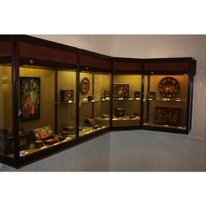Палех может стать одним из центров проведения мероприятий Года народного искусства