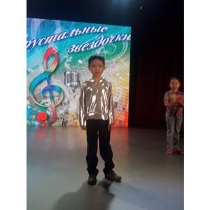 Юный певец от Росгвардии Тувы стал дипломантом фестиваля-конкурса «Хрустальные звездочки»