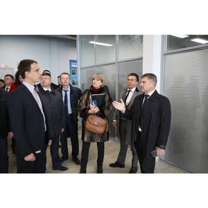 Глава МРСК Центра Игорь Маковский посетил Ивановскую область