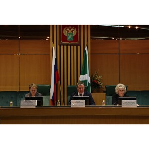 В ЦТУ состоялся координационный совет с налоговыми органами