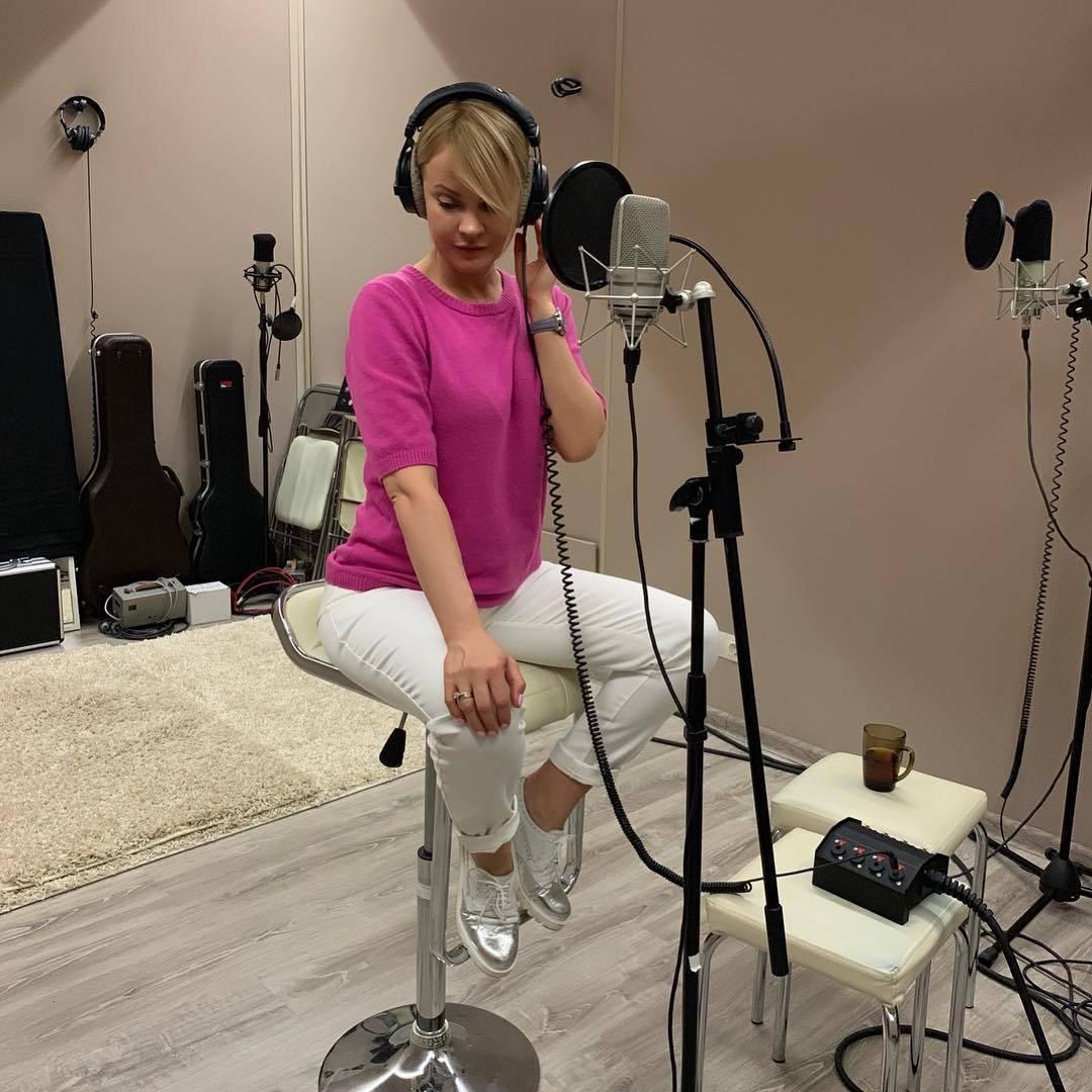 """Ирина Ортман выпустила второй альбом """"Только твоя"""""""