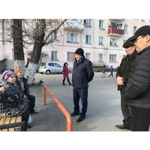 Активисты ОНФ в Туве призвали мэрию Кызыла учесть мнение жителей при переустановке детской площадки