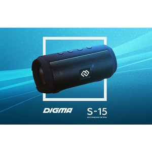 Беспроводная акустика Digma S-15: «боевая подруга»