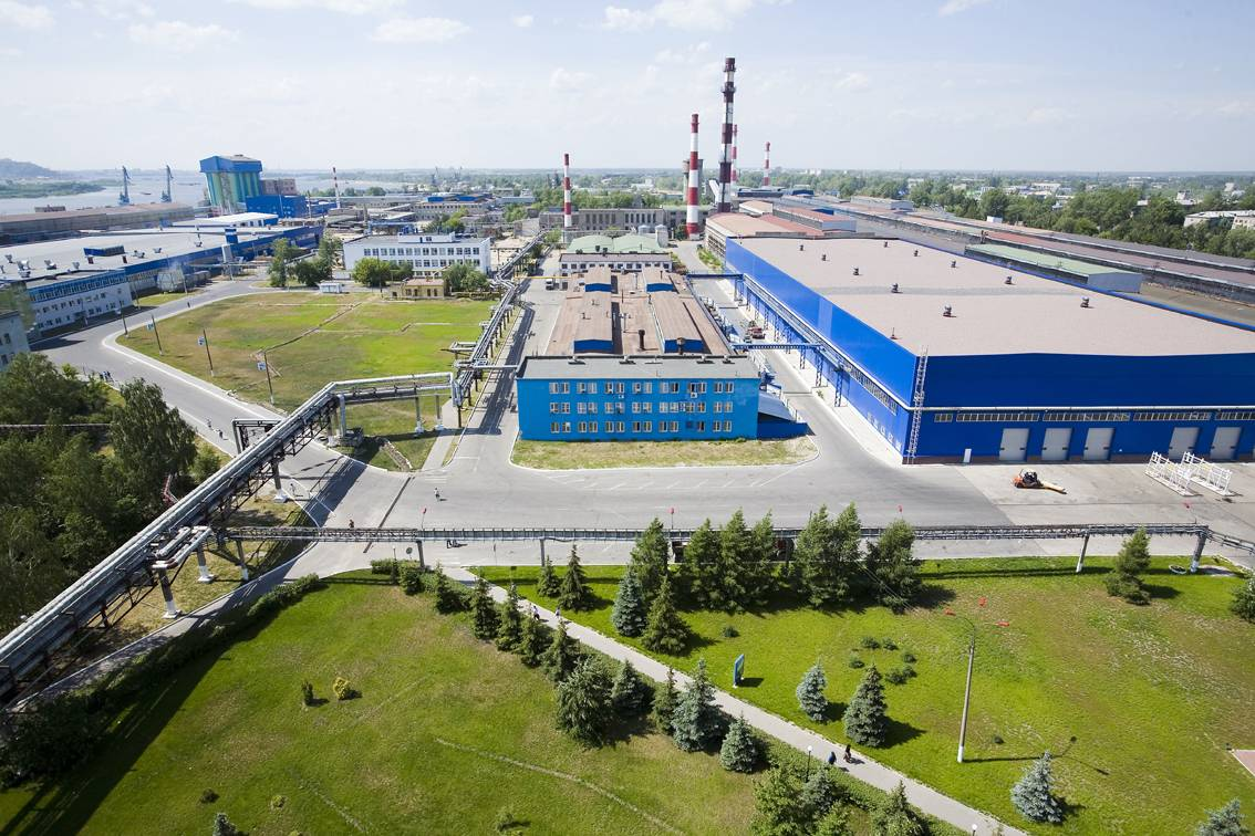 AGC возобновит производство на первой линии Борского стекольного завода в 2020 году
