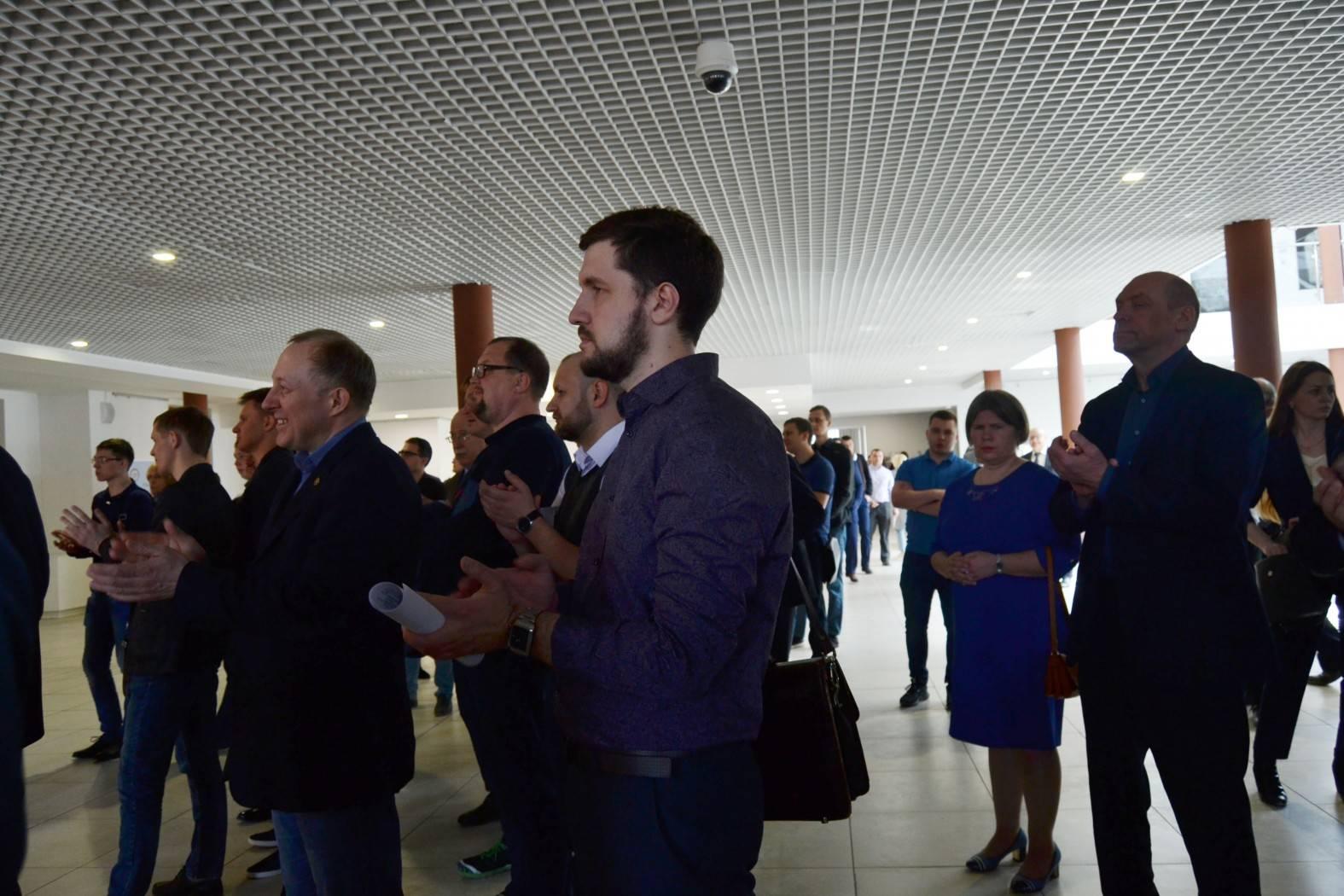 XIV научно-промышленный Форум  открылся в Екатеринбурге