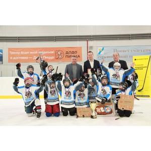 В турнире «Лидеры хоккея» среди команд 2011 г.р. первенствовала дружина «Байкал-Сервис»