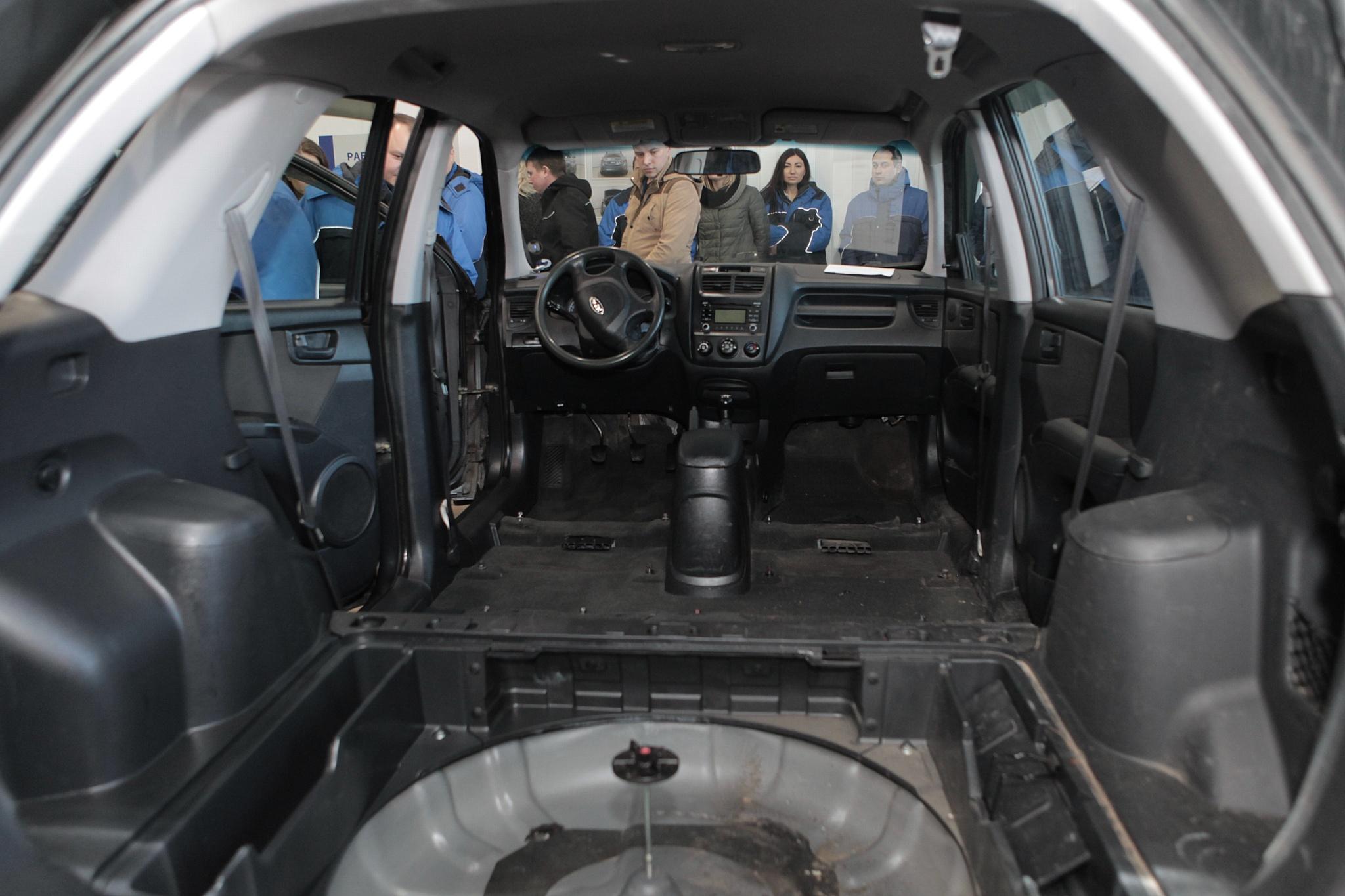 «Луидор-Эксперт» открыл комплекс услуг предпродажной подготовки автомобилей с пробегом