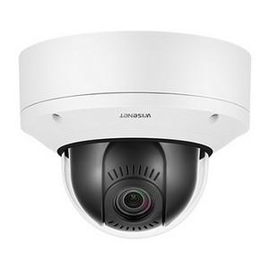 Новые ударостойкие купольные видеокамеры Wisenet с модульной конструкцией и моторизированной оптикой