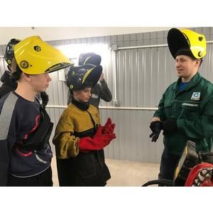 Полторы тысячи карельских школьников приняли участие во всероссийской акции ОНФ «Дни в профессии»