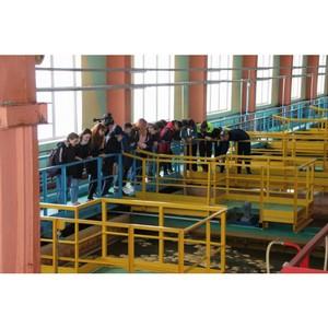 ОНФ в Коми организовал знакомство школьников с работой водоканала города Сыктывкара