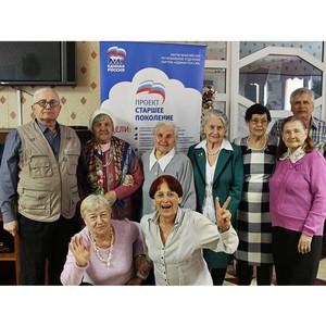 В Югре состоялся семинар «Серебряное волонтёрство. Обмен опытом»