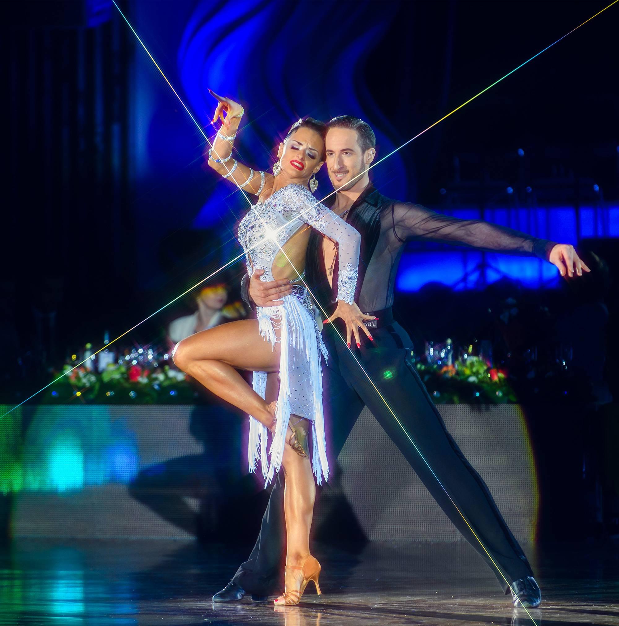 Чемпионат Европы по латиноамериканским танцам: Россия - вице-чемпион!