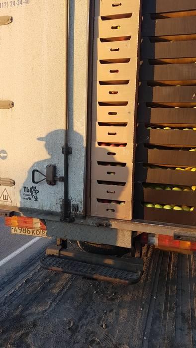Смоленские таможенники выявили  185 тонн товаров, подпадающих под ограничительные меры