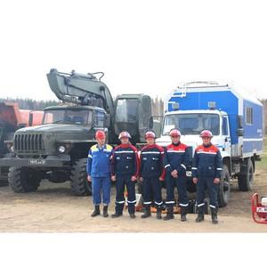 Рязаньэнерго принял участие в смотре готовности сил и средств территориальной подсистемы РСЧС