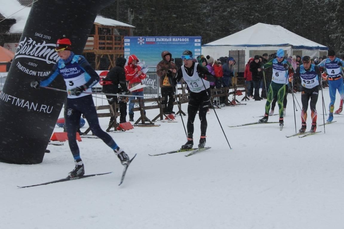 Студенты Дзержинского филиала РАНХиГС приняли участие в XXXIX лыжном марафоне «Шижма»