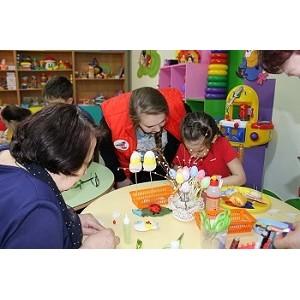 «Молодежки ОНФ» организовала «Класс доброты» в детском отделении окружной клинической больницы
