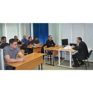 Омские энергетики учатся «осознанной безопасности»