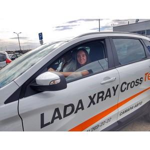 Клиенты «Балтийского лизинга» стали участниками Lada Fleet Road Show в Самаре