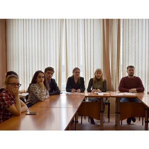 """Открытый городской конкурс """"Бизнес-идеи без границ"""": студенты Института в роли предпринимателей"""