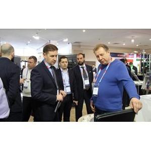 Кластер Глонасс представил свои разработки на отраслевом форуме «ИТС-регионам»