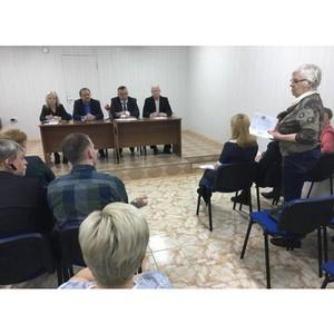 –азговор на актуальные темы: депутаты Ќижневартовска и коммунальщики встречаютс¤ с жител¤ми