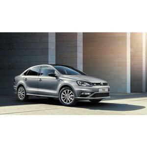 Клиенты «Балтийского лизинга» могут стать владельцами Volkswagen Polo за 13 575 рублей в месяц