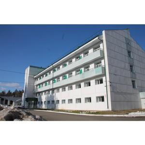 ОНФ в Коми достиг договоренности о ремонте здания социально-оздоровительного центра «Максаковка»