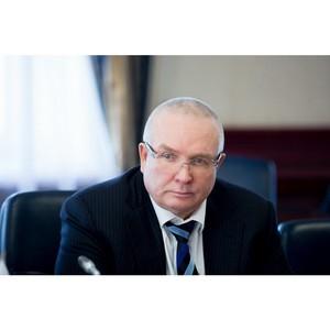 Владимир Семенов об информации по исполнению закона «О приёмной семье для пожилого гражданина»