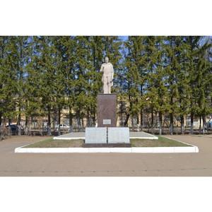 В Мордовии привели в порядок памятник воинам Великой Отечественной войны
