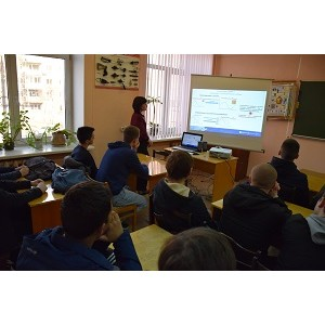 В филиале «Мариэнерго» прошла экскурсия для студентов Йошкар-Олинского аграрного колледжа